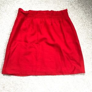 J.Crew sidewalk skirt